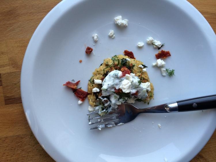 Quinoa and Kale Patties