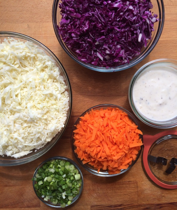 Buttermilk Coleslaw