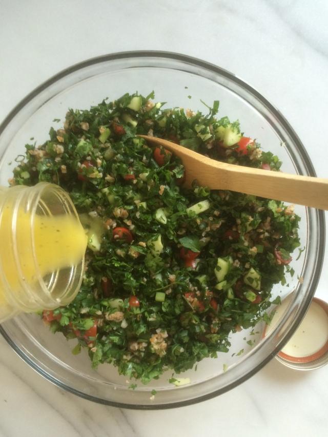 Tabbouleh Salad1