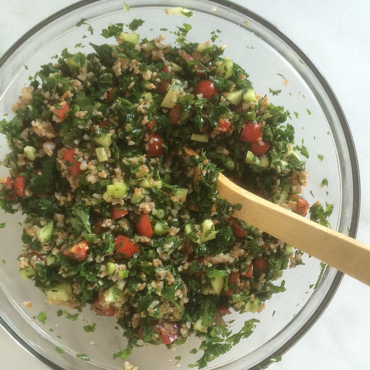 Tabbouleh Salad2